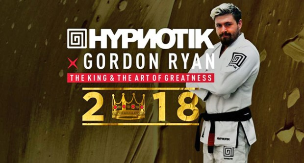 Gordon Ryan Hypnotik BJJ