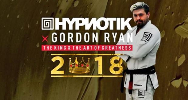 Gordon Ryan Hypnotik BJJ