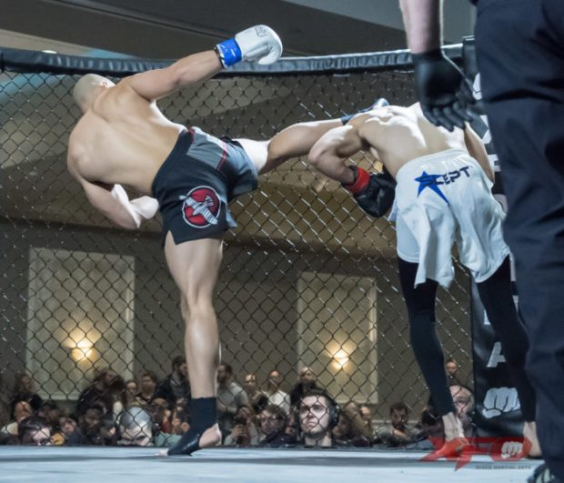 XFO Rocktown Showdown 32: Kurtis Ellis vs Chand Tubio