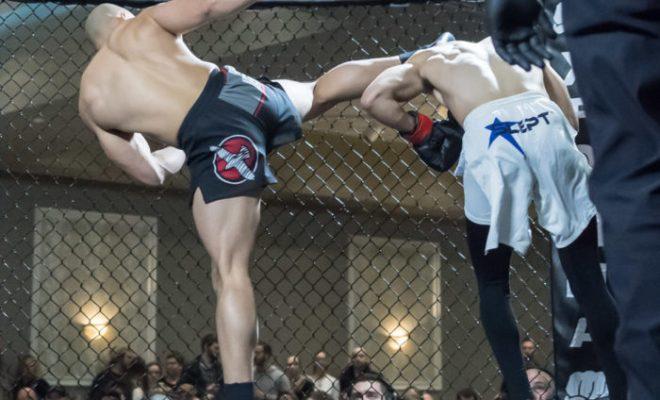 XFO Rocktown Showdown 32: Kurtis Ellis vs Chand Tubio