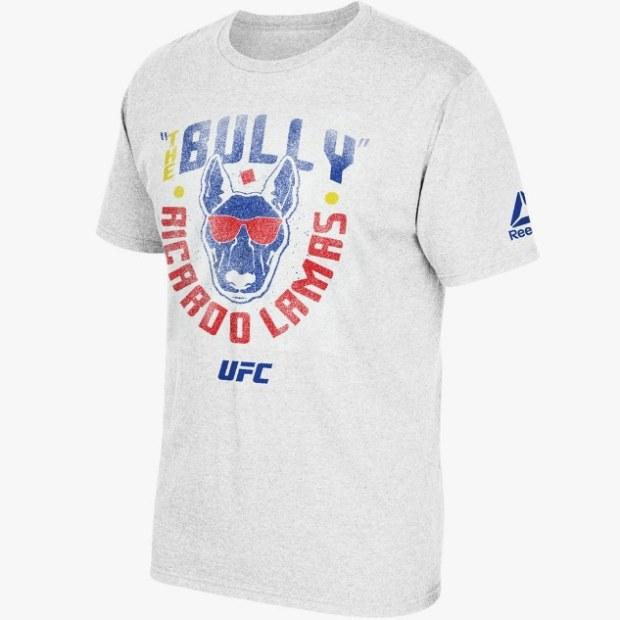 Reebox UFC Ricardo Lamas Shirt