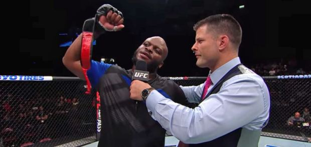 UFC Derrick Lewis Best Octagon Interviews