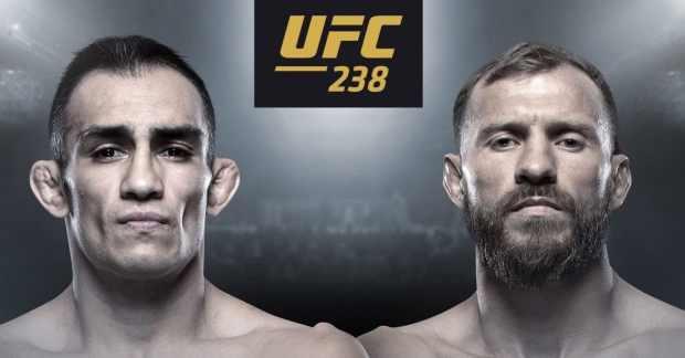 UFC 238: Ferguson vs. Cerrone