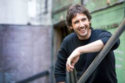 "Josh Groban's ""Bridges Tour"" makes a stop Friday, June 7, at Ravinia Festival in Highland Park. Courtesy of James Dimmock"