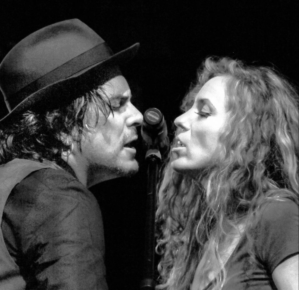 Singer-songwriters Michael McDermott and Heather Horton play a benefit show for Mercy Home for Boys & Girls at BrauerHouse Live Sunday, July 28. Courtesy of Michael McDermott