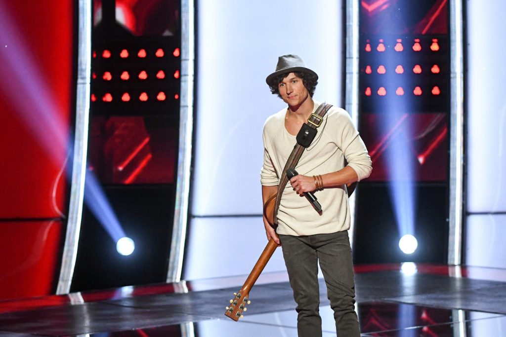 Kevin Farris The Voice
