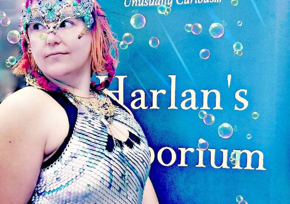 Harlan's Emporium of the Curious and the Bizarre