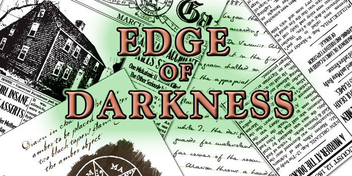 Call of Cthulhu: The Edge of Darkness