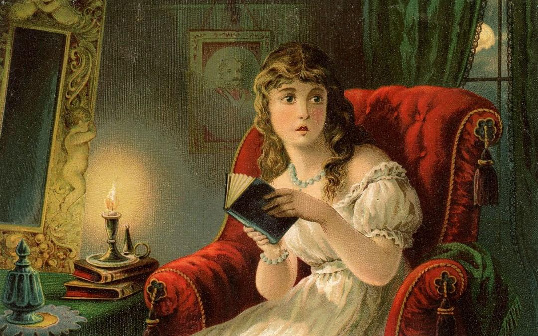 O Gothic Novel! An Entertaining, Irreverent History