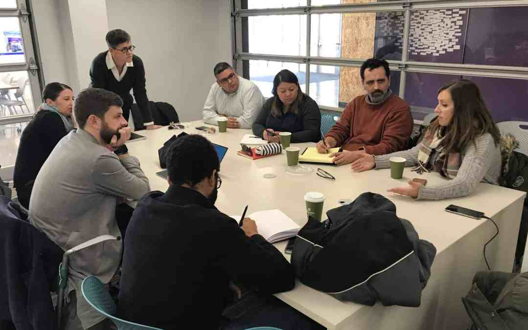Maker Educator Affinity Group Meeting