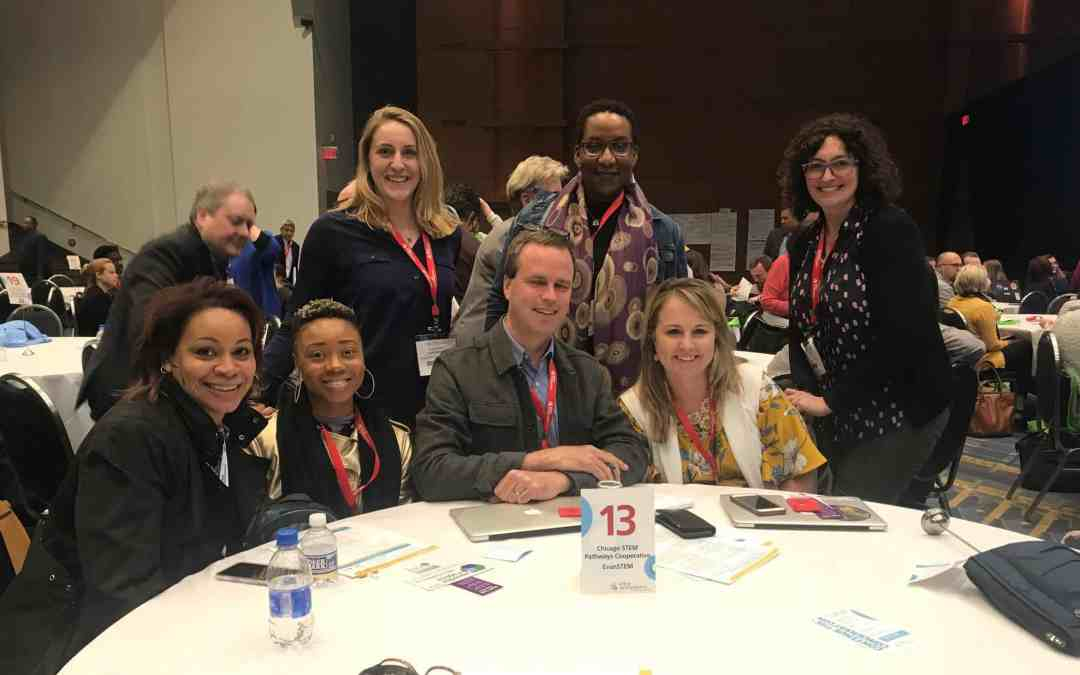 Chicago Represents at the National STEM Learning Ecosystems Community of Practice