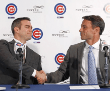 Chicago Cubs Trade Rumors: Two Young Sluggers on the Block