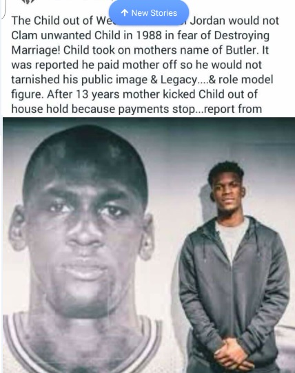 Rumor Jimmy Butler Love Child Of The G O A T Chicago Style Sports