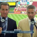 Remember the Reds Announcers Ripping Cubs Fans