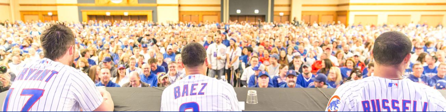 Cubs convention