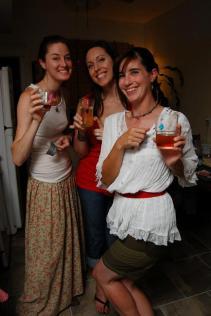 Tonya, Shannon and Nicolette