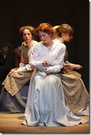 Jeanne T. Arrigo, Monica West, Tiffany Topol - Eastland, Lookingglass Theatre Chicago