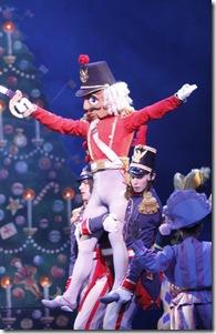 "Dylan Gutierrez and Jack Thorpe-Baker star in Joffrey Ballet's ""The Nutcracker"", choreographed by Robert Joffrey and Gerald Arpino. (photo credit: Herbert Migdoll)"