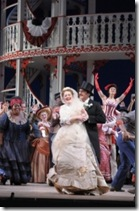 """Lyric Opera of Chicago's """"Show Boat"""", conducted by John DeMain, directed by Francesca Zambrello. (photo credit: Robert Kusel)"""