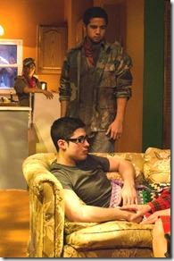 "Prologue Theatre's ""Patria Libre"" by Zoë Miller Lee, directed by Tara Branham."