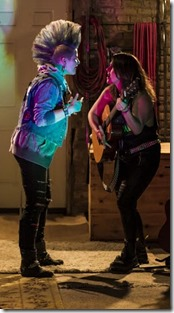 """Anna Rose Ii-Epstein and Catherine Wright star in Nothing Without Company's """"Punk Punk"""" by Hannah Ii-Epstein and Birthday Cake, directed by Rose Freeman. (photo credit: Matthew Gregory Hollis)"""