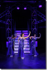 Donica Lynn, Candace C. Edwards and Katherine Thomas in Dreamgirls