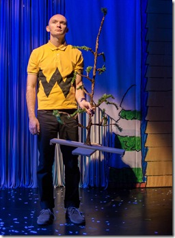 Jason Groff, A Charlie Brown Christmas, Broadway Chicago, Emerald City Theatre