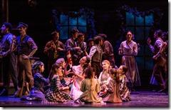 Amanda Assucena stars as Marie in The Nutcracker by Christopher Wheeldon, Joffrey Ballet