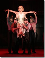 Erica Stephan stars as Irene Roth in Crazy for You, Drury Lane Theatre