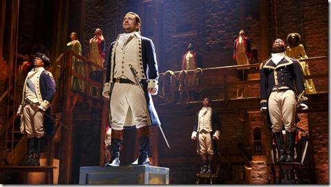 Hamilton by Lin-Manuel Miranda at PrivateBank Theatre, Broadway in Chicago 1
