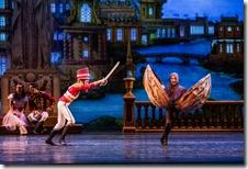 The Joffrey Ballet presents Christopher Wheeldon's The Nutcracker, Auditorium Theatre 20