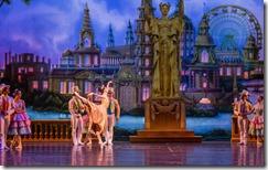 Victoria Jaiani as The Queen of the Fair in The Nutcracker by Christopher Wheeldon, Joffrey Ballet