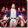 Miguel Cervantes stars as Alexander Hamilton in Hamilton by Lin-Manuel Miranda, Broadway Chicago