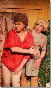 David Cerda, Adrian Hadlock, AJ Wright and Ed Jones star in Golden Girls