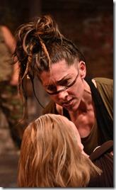 Kim Boler stars as Erica Burdon in Fight City, Factory Theater