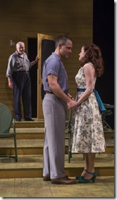 John Judd, Timothy Edward Kane and Heidi Kettenring star in All My Sons, Court Theatre