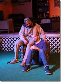 Christopher K. McMorris and Michael Mejia-Beal star in Kingdom, Broken Nose Theatre