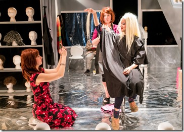 Madelyn Loehr, Kirstin Franklin and Jennifer Cheung star in Bad Girls The Stylists, Akvavit Theatre