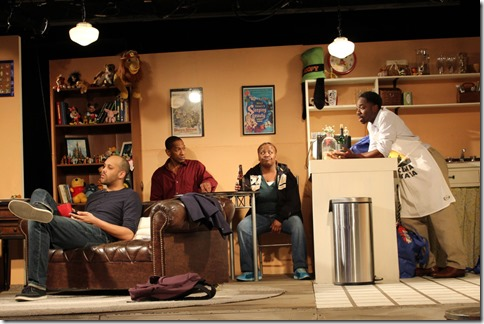 Michael Mejia-Beal, Watson Swift, RjW Mays and Byron Coolie star in Kingdom, Broken Nose Theatre