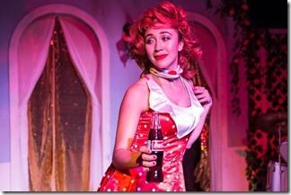 Pauleth Jauregui stars in El Grande de Coca-Cola, Waterfront Cafe Berger Park