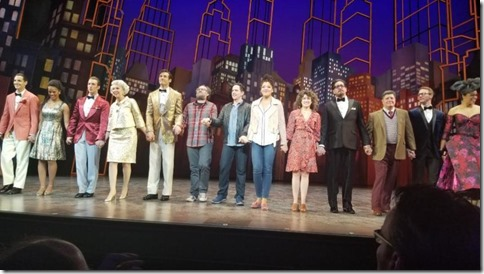 Tootsie the Musical bows, Broadway in Chicago, Cadillac Palace Theatre