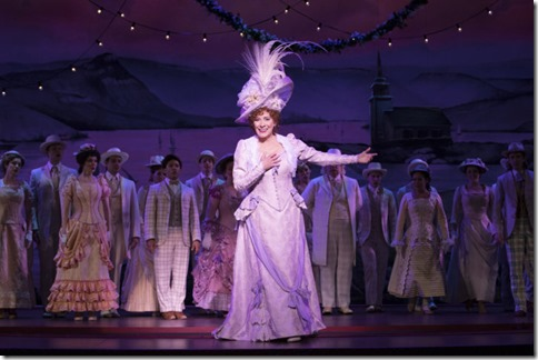 Betty Buckley stars as Dolly Levi in Hello, Dolly!, Broadway in Chicago 2