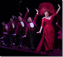 Betty Buckley stars as Dolly Levi in Hello, Dolly!, Broadway in Chicago 3