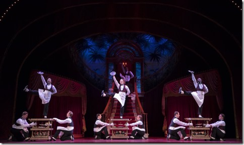 Hello Dolly National Tour, Broadway in Chicago, Oriental Theatre 1