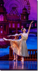 Christine Rocas stars in The Nutcracker by Christopher Wheeldon, Joffrey Ballet Chicago