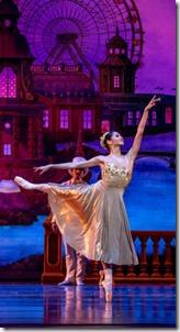 Christine Rocas stars in The Nutcracker by Christopher Wheeldon, Joffrey Ballet Chicago