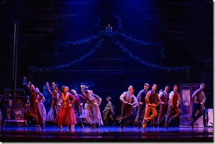 The Nutcracker by Christopher Wheeldon, Joffrey Ballet Chicago