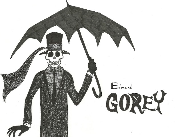 The Art Of Edward Gorey Chicago Tonight WTTW