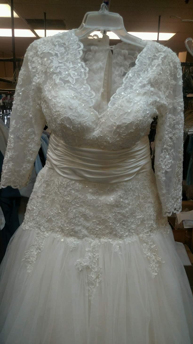 Wedding Dress Preservation Chicago Suburbs | deweddingjpg.com