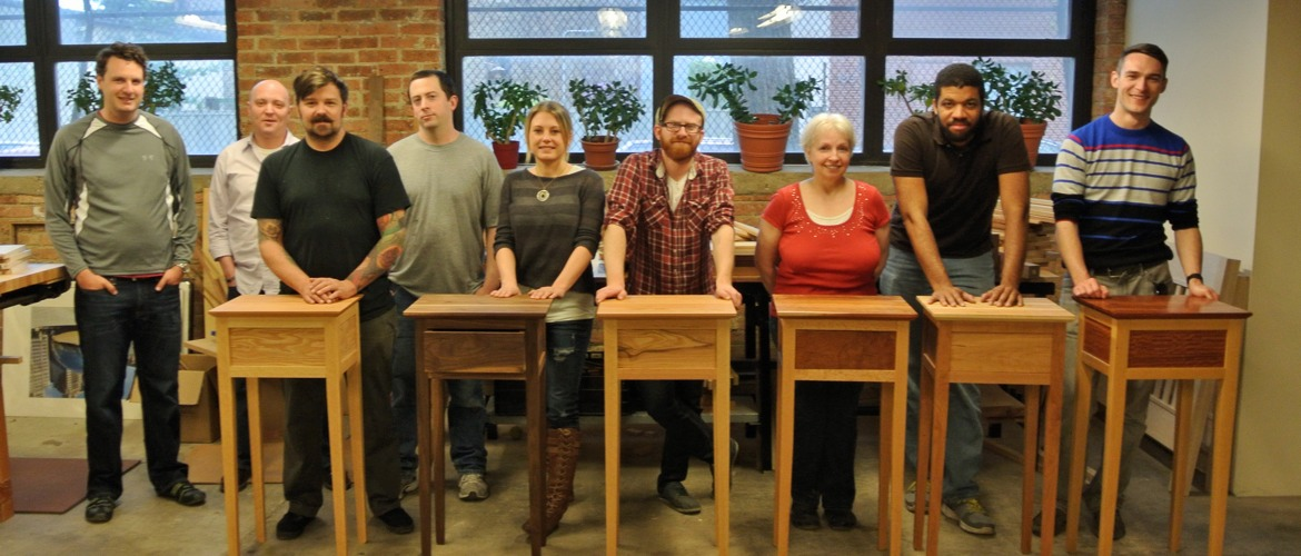 woodworking classes chicago